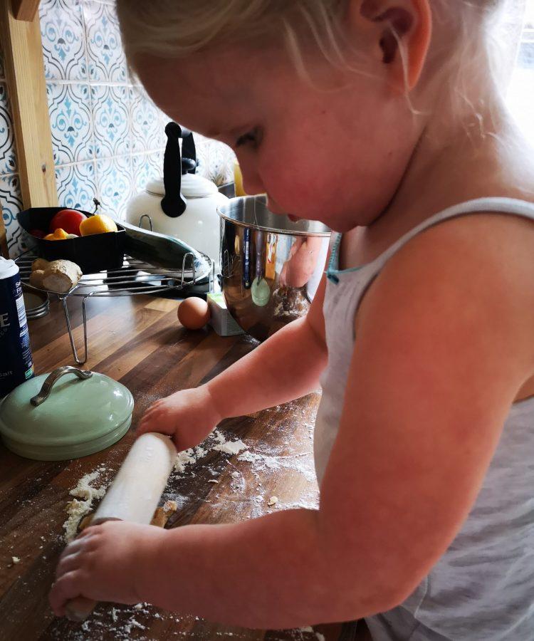 Voordelen koken met kinderen